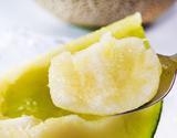 『貴味メロン(青肉)』茨城県産 大玉3〜4Lサイズ 約4.5kg(3〜4玉)※常温【★】