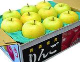 旬の『トキりんご』 青森県産 JA津軽みらい 特A 約3kg (9〜12玉) ※常温
