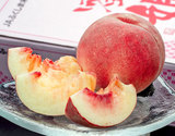 伊達の桃「伊達の蜜姫(だてのみつひめ)」福島県産 約2kg(6〜8玉)※常温