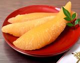 『味付け数の子』北海道小樽産 前浜物 約130g (特大3本入り) ※冷凍