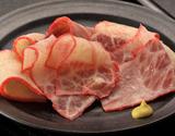 『ナガスクジラ畝須(うねす)ベーコン』 100g タレ付き ※冷凍