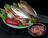 豊洲割烹便・鮮魚ボックス 2〜3人前(3〜4品)※冷蔵【豊洲市場直送】