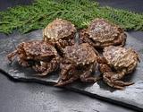 『トゲクリガニ(桜蟹)』青森県陸奥湾産 メス 約1kg ※冷蔵