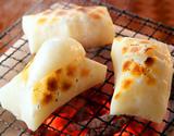 『こがねもちの杵つき餅』 新潟県魚沼産 計1.2kg (14〜15枚入り×2袋)  ※常温