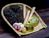 「ベジマカ入り 美味しい免疫力セットA」ベジマカ(日本産マカ) 、黒舞茸「真」ご自宅用、凄い鯖缶(水煮) 、自然薯  ※冷蔵