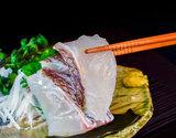 『敦賀真鯛の昆布締め』半身 約500g(原魚で1.8kg前後)※冷蔵