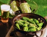 「遠野パドロン 500g」 & 地ビール「遠野のホップ農家から〜遠野産ホップIBUKI使用ビール 2本」セット ※冷蔵