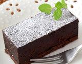 『濃厚ガトーショコラ』1本(270g) クーベルチュールチョコレート使用 ※冷凍