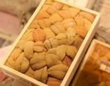 【お値打ち】『キタムラサキウニ』弁当箱(バラ・A品)約250g 北海道・三陸産 ※冷蔵【豊洲市場直送】【★】