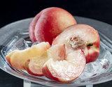 JAふくしま未来 新品種 桃 『ふくあかり』 特秀品 約1.7kg 7〜9玉 産地箱 ※常温