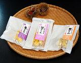 「京丹波・やまえ・笠間 栗ごはん3地域食べ比べ」2合用×各1パック(計3パック)※ネコポス便 常温