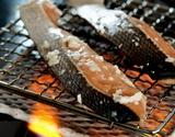築地魚力『秋鮭の糀漬け 切り身』北海道産 10切 合計約700g ※冷凍【★】#元気いただきますプロジェクト