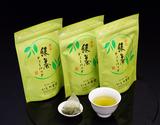 いしだ茶屋『濃旨緑茶ティーバッグ』国産ブレンド 3袋(1袋:5g×25P) ※常温【★】#元気いただきますプロジェクト