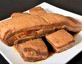 【お買い得】業務用『豚角煮チャーシュー(ブロック)』2kg ※冷凍
