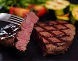 交雑牛【シャトーブリアン約300g (2枚入)、ヒレ肉カットステーキ 約200g】 計500g  ※冷凍