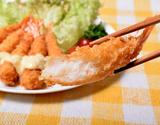 築地市場 卸の社食『天然エビフライ』Lサイズ 250g×1 (1P: 10尾) ※冷凍
