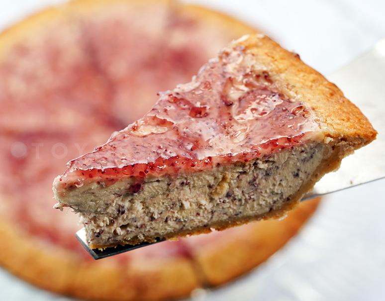 チーズ 冷凍 ベイクド ケーキ