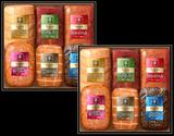 【賞味間近】ハムギフト 6種×2箱 計2.4kg ※冷蔵