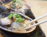 『ウチムラサキ貝(オオアサリ)』千葉県産 約1kg(1粒約200g) ※冷蔵【豊洲市場出荷】s