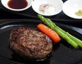 【賞味間近】『とろけるハンバーグ 』150g×5個 ソース・ガーリックソルト付き(各30g)※冷凍
