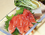 活〆 生みやぎサーモン(銀鮭) 半身 トリムE 約600g 生食用  養殖 ※冷蔵 皮・骨取り済