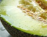 『イバラキングメロン』 茨城県産 青肉メロン 希少品種 秀〜優 1.2kg以上 1玉 ※簡易包装