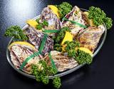 【賞味間近最短2021年10月】瀬戸内海産 『殻付き牡蠣』 生食用 小粒Sサイズ 6個入×4袋  (1個:55〜64g) ※冷凍