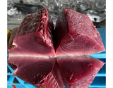 『釣生かつお(半身) 』岩手県産 約850g ※冷蔵 t