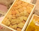 『キタムラサキウニ』弁当箱(バラ)約250g 北海道・三陸産 ※冷蔵 s