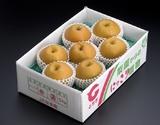 『にっこり梨』栃木県産 風袋込み約5kg(5〜8玉) 秀品限定 ※常温