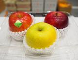『3種のりんご 食べ比べセット』青森県・長野県産 各1玉 ※常温 S